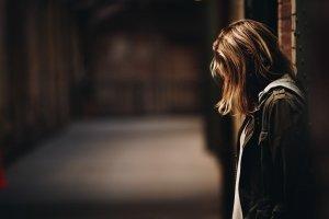 solitude pesante pour les femmes