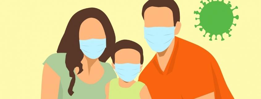 Porter un masque pour protéger les autres