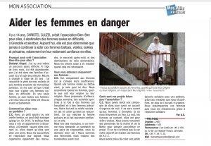 article du journal Mag'Ville au sujet de BEPE